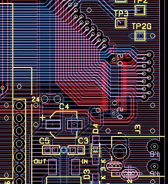 フリーの基板設計CADについて(2)