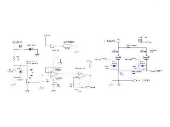 電子負荷説明回路6448